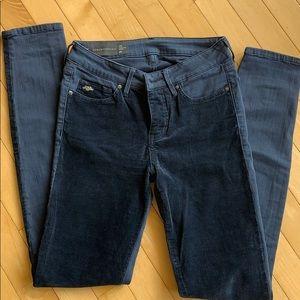 Armani exchange super skinny jean, 25